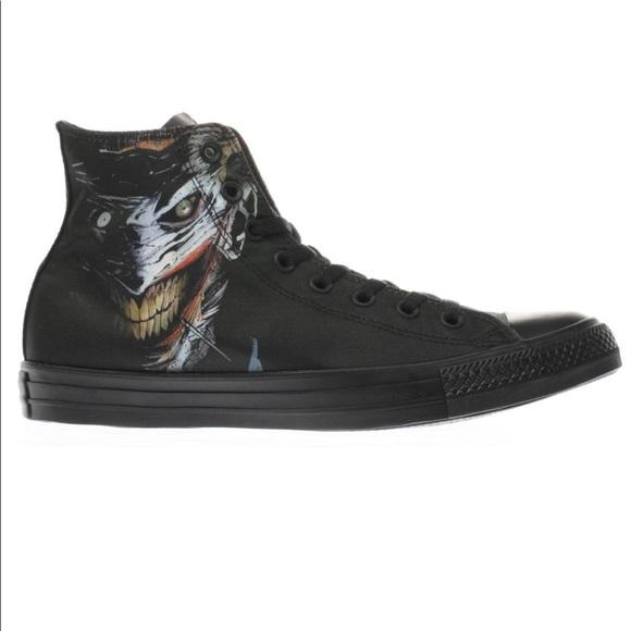 4015514d4a9e Converse Chuck Taylor DC Comics High Top Sneakers